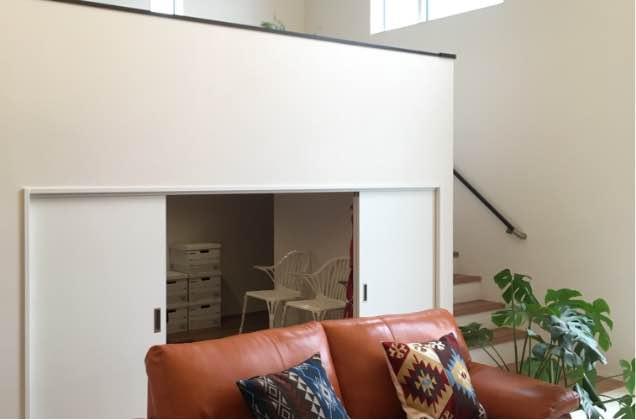 デッドスペースを活用する空間設計
