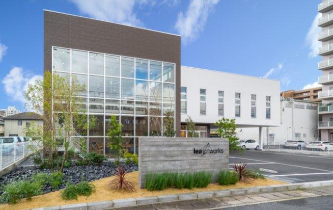 建築実績3 企業オフィス