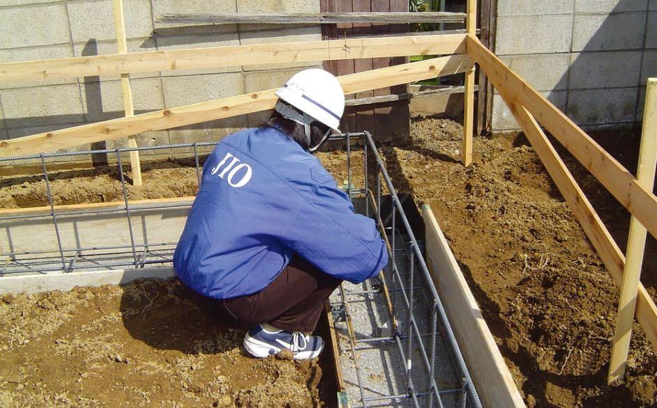 第三者機関による施工内容と品質の検査